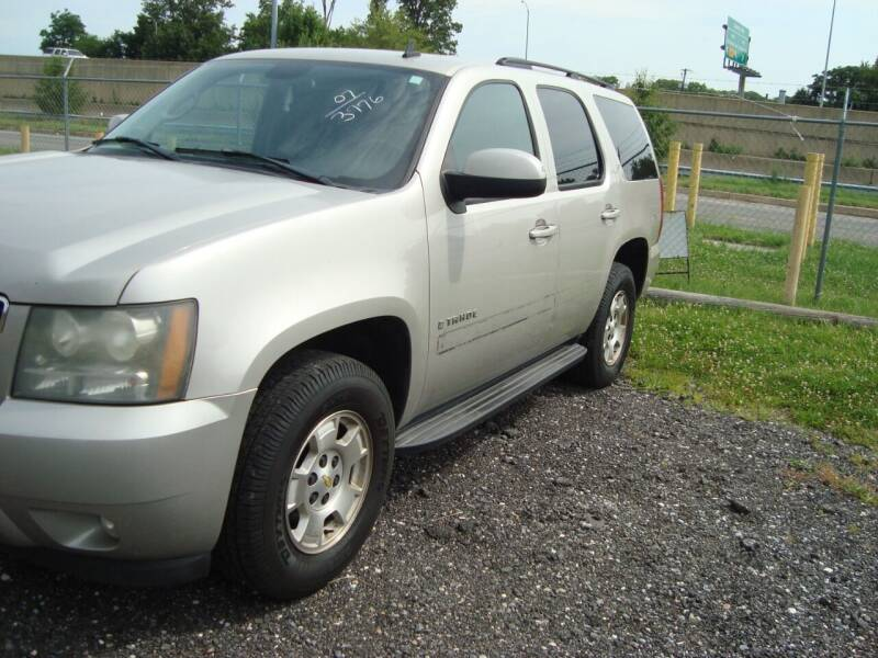 2007 Chevrolet Tahoe for sale at Branch Avenue Auto Auction in Clinton MD