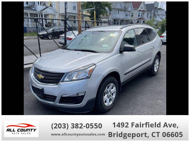 2016 Chevrolet Traverse for sale in Bridgeport, CT