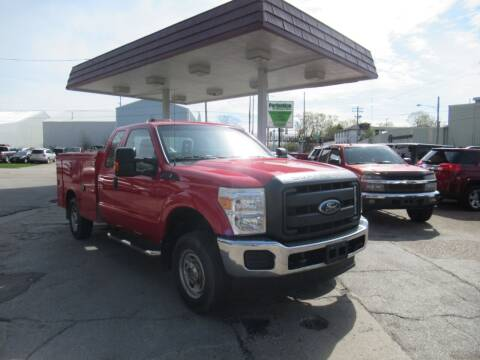 2014 Ford F-250 Super Duty for sale at Perfection Auto Detailing & Wheels in Bloomington IL