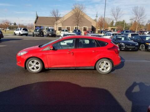 2014 Ford Focus for sale at ROSSTEN AUTO SALES in Grand Forks ND