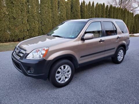 2006 Honda CR-V for sale at Kingdom Autohaus LLC in Landisville PA
