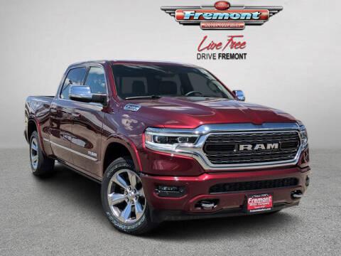 2020 RAM Ram Pickup 1500 for sale at Rocky Mountain Commercial Trucks in Casper WY