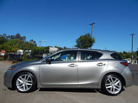 2017 Lexus CT 200h for sale at Direct Auto Outlet LLC in Fair Oaks CA