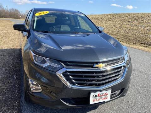 2020 Chevrolet Equinox for sale at Mr. Car City in Brentwood MD