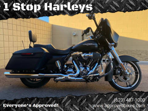 2016 Harley Davidson  Street Glide for sale at 1 Stop Harleys in Peoria AZ