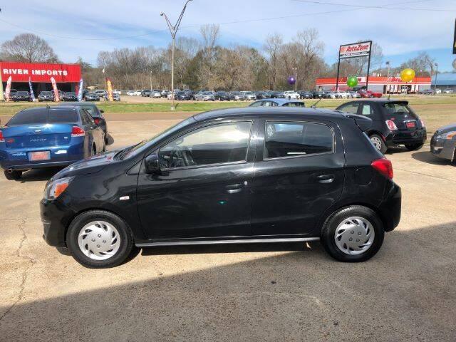 2017 Mitsubishi Mirage for sale at River City Autoplex in Natchez MS