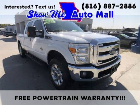 2012 Ford F-250 Super Duty for sale at Show Me Auto Mall in Harrisonville MO