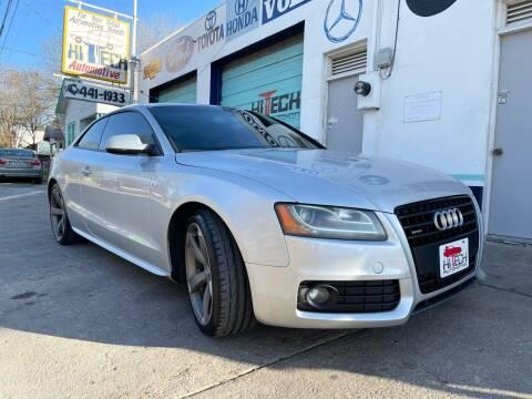 2012 Audi A5 for sale at Hi-Tech Automotive - Congress in Austin TX