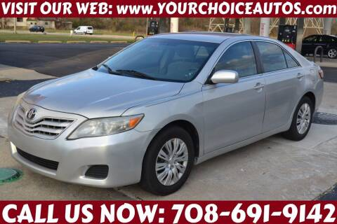 2011 Toyota Camry for sale at Your Choice Autos - Crestwood in Crestwood IL