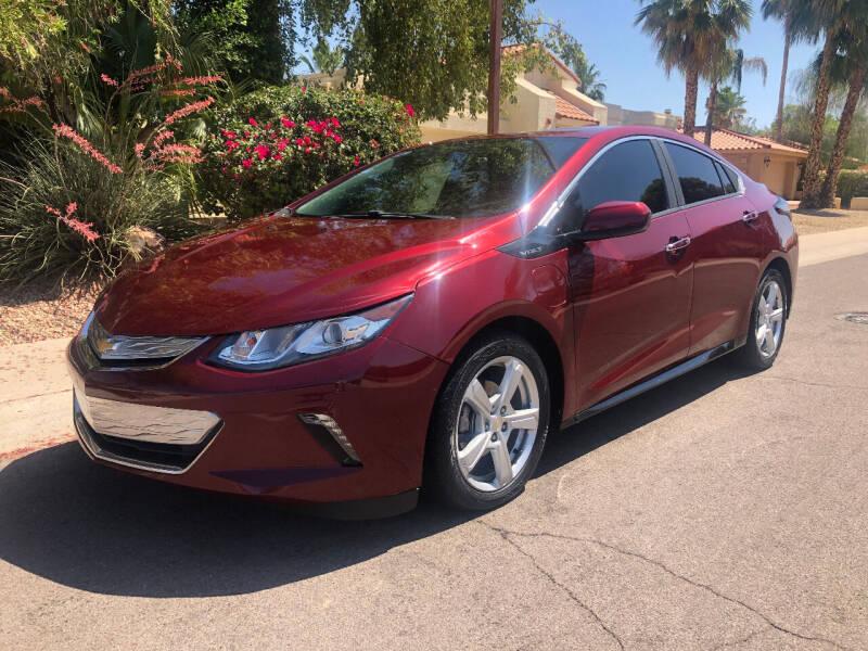 2017 Chevrolet Volt for sale at Arizona Hybrid Cars in Scottsdale AZ