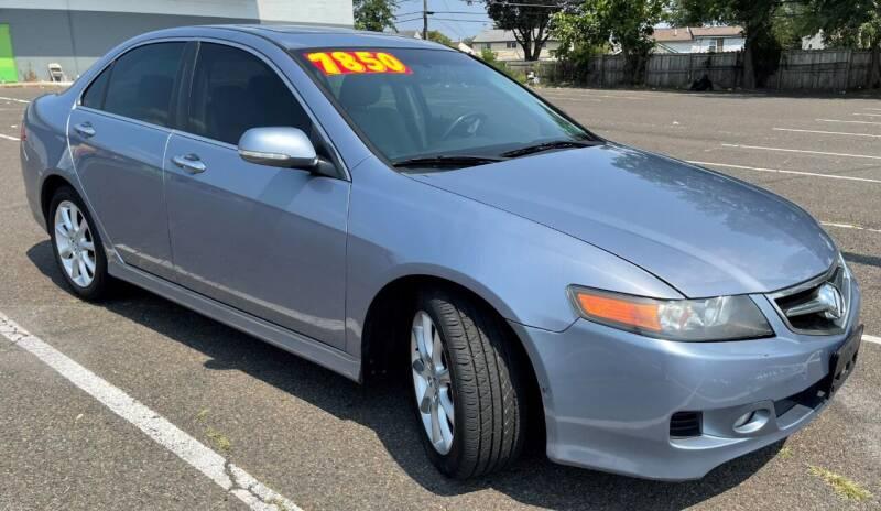 2008 Acura TSX for sale at Blvd Auto Center in Philadelphia PA