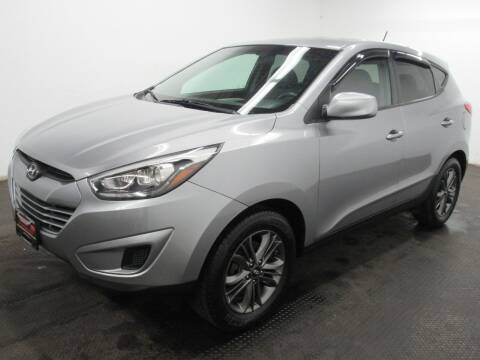 2014 Hyundai Tucson for sale at Automotive Connection in Fairfield OH