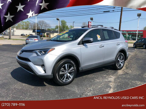 2016 Toyota RAV4 for sale at Ancil Reynolds Used Cars Inc. in Campbellsville KY
