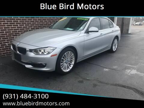 2014 BMW 3 Series for sale at Blue Bird Motors in Crossville TN