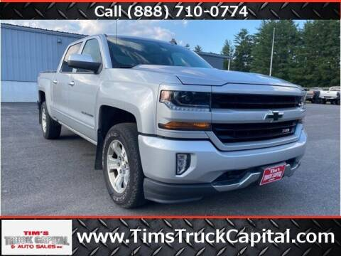 2018 Chevrolet Silverado 1500 for sale at TTC AUTO OUTLET/TIM'S TRUCK CAPITAL & AUTO SALES INC ANNEX in Epsom NH