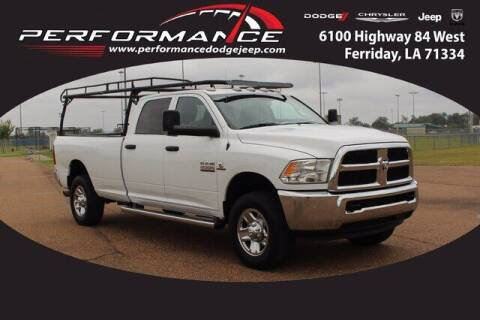 2015 RAM Ram Pickup 2500 for sale at Performance Dodge Chrysler Jeep in Ferriday LA