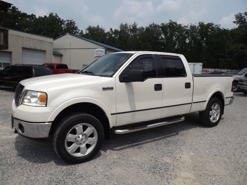 2007 Ford F-150 for sale at Country Side Auto Sales in East Berlin PA