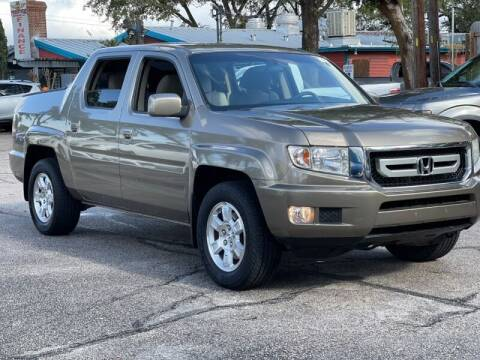2011 Honda Ridgeline for sale at AWESOME CARS LLC in Austin TX