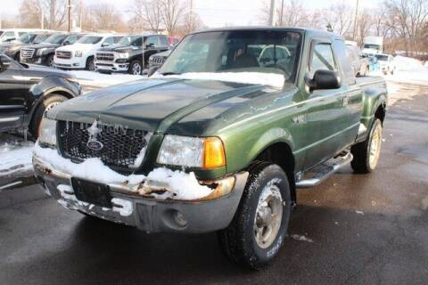2001 Ford Ranger for sale at Road Runner Auto Sales WAYNE in Wayne MI