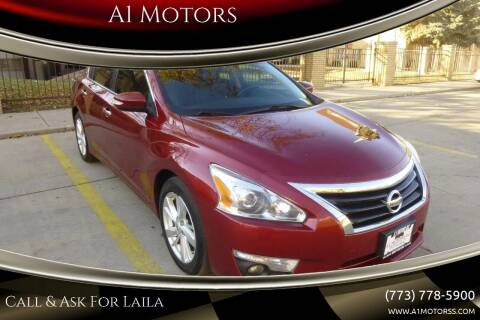 2014 Nissan Altima for sale at A1 Motors Inc in Chicago IL