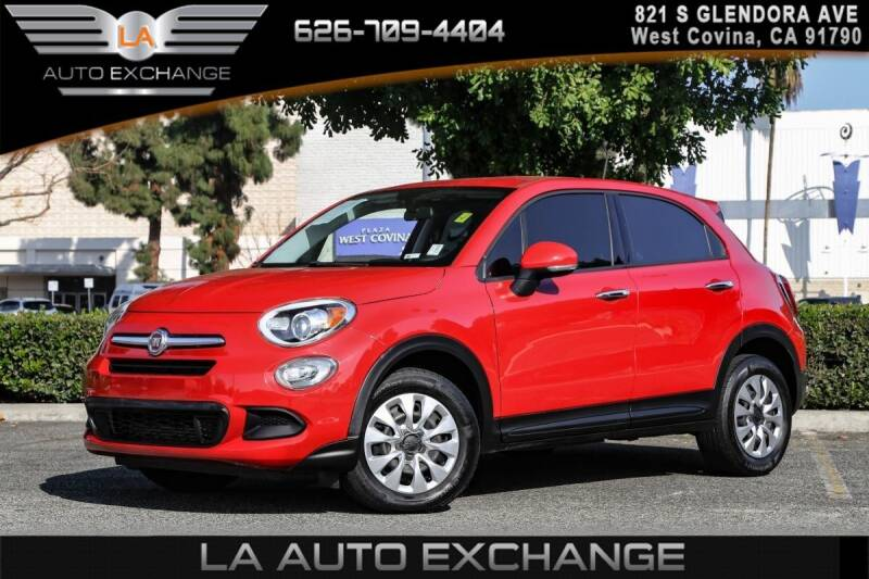 2016 FIAT 500X for sale in West Covina, CA