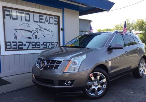 2011 Cadillac SRX for sale at AUTO LEADS in Pasadena TX