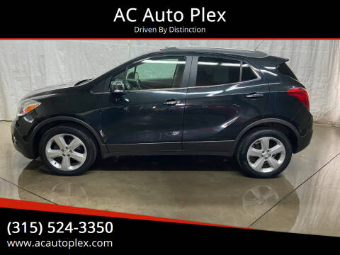 2015 Buick Encore for sale at AC Auto Plex in Ontario NY