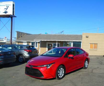 2020 Toyota Corolla for sale at Smart Buy Auto Sales in Ogden UT