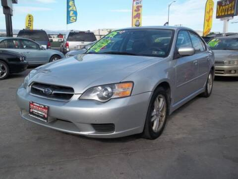 2005 Subaru Legacy for sale at Top Notch Auto Sales in San Jose CA