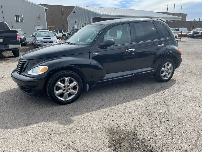2004 Chrysler PT Cruiser for sale at Mikes Auto Inc in Grand Junction CO