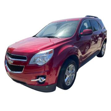 2012 Chevrolet Equinox for sale at Averys Auto Group in Lapeer MI