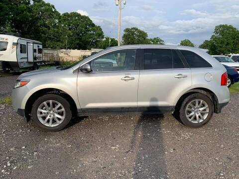 2013 Ford Edge for sale at TINKER MOTOR COMPANY in Indianola OK