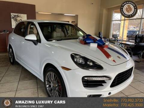 2013 Porsche Cayenne for sale at Amazing Luxury Cars in Snellville GA