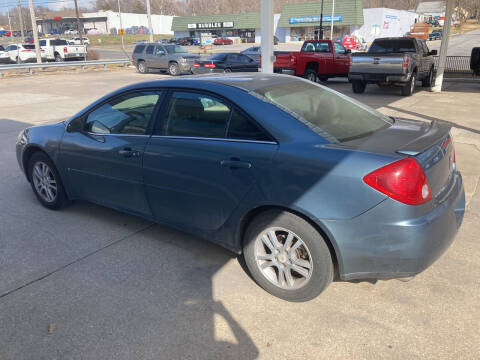 2006 Pontiac G6 for sale at GRC OF KC in Gladstone MO