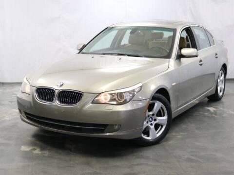 2008 BMW 5 Series for sale at United Auto Exchange in Addison IL