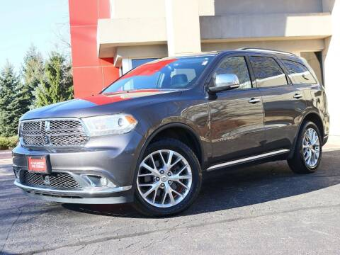 2015 Dodge Durango for sale at Schaumburg Pre Driven in Schaumburg IL