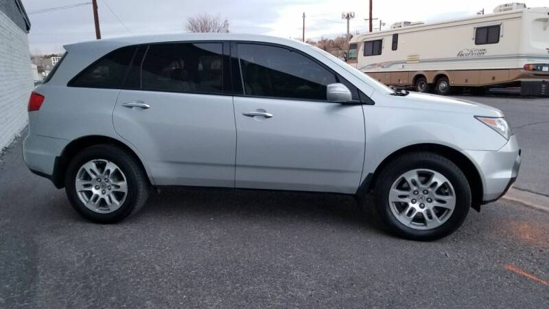 2008 Acura MDX SH-AWD 4dr SUV w/Power Tailgate and Technology Package - Denver CO