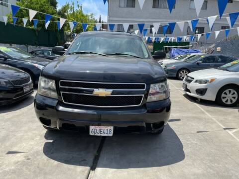 2007 Chevrolet Tahoe for sale at Good Vibes Auto Sales in North Hollywood CA