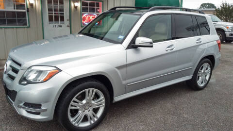 2013 Mercedes-Benz GLK for sale at Haigler Motors Inc in Tyler TX