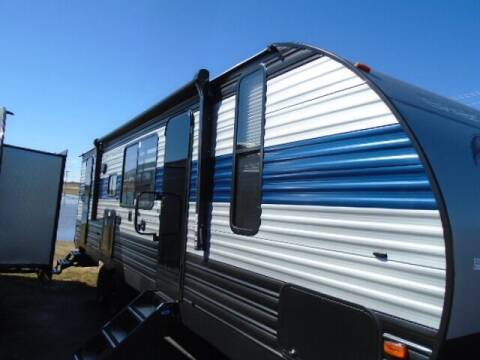 2021 Forest River Cherokee 274 BRB for sale at Lee RV Center in Monticello KY