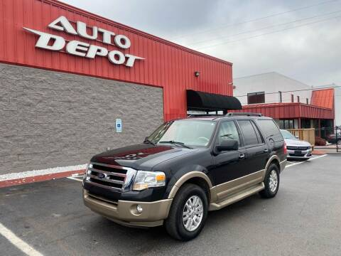2014 Ford Expedition for sale at Auto Depot - Nashville in Nashville TN