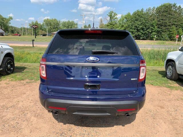 2014 Ford Explorer AWD Police Interceptor 4dr SUV - Ringle WI