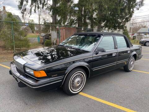 1989 Buick Century for sale at AMERI-CAR & TRUCK SALES INC in Haskell NJ