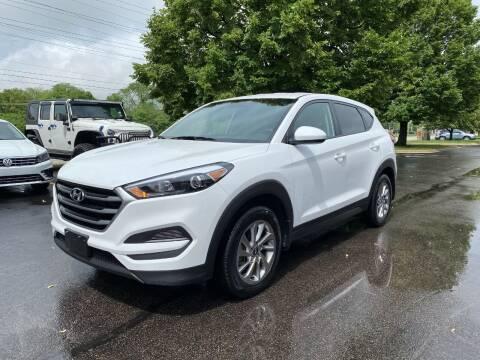 2018 Hyundai Tucson for sale at VK Auto Imports in Wheeling IL