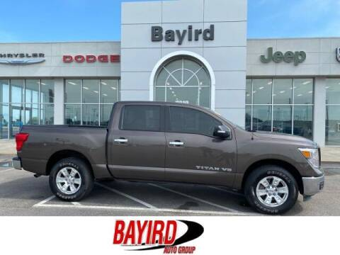 2019 Nissan Titan for sale at Bayird Truck Center in Paragould AR