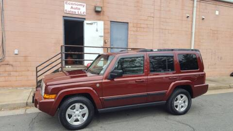 2007 Jeep Commander for sale at Economy Auto Sales in Dumfries VA