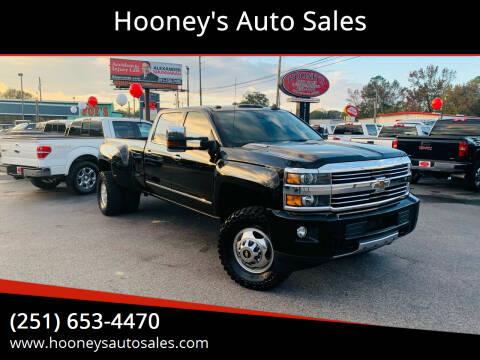 2015 Chevrolet Silverado 3500HD for sale at Hooney's Auto Sales in Theodore AL