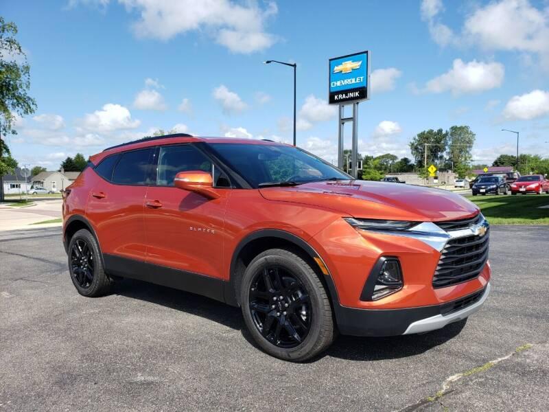 2021 Chevrolet Blazer for sale at Krajnik Chevrolet inc in Two Rivers WI