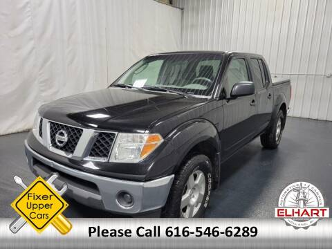 2008 Nissan Frontier for sale at Elhart Automotive Campus in Holland MI