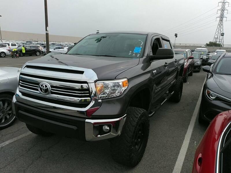 2017 Toyota Tundra for sale at AL BASIT ENTERPRISES INC in Riverside CA